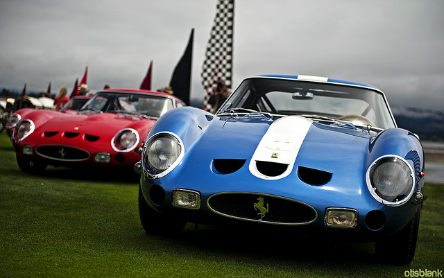Ferrari 260 GTO - photo by DryHeatPanzer