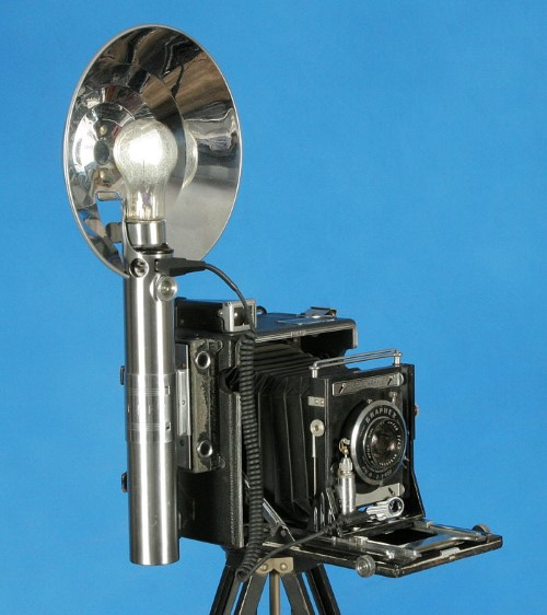 Graflex+on+camera (Custom)